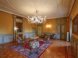 Park Hotel Villa Potenziani, hotel a Rieti