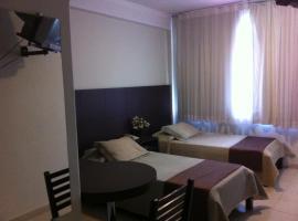 Palace Hotel, отель в городе Итажуба