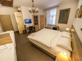 OH Apartments & Rooms, zasebna nastanitev v mestu Ljubljana