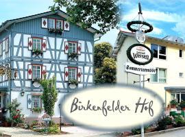Hotel Landgasthof Birkenfelder Hof, Hotel in der Nähe von: Hauptbahnhof Pforzheim, Birkenfeld