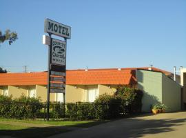 Country Capital Motel, motel in Tamworth