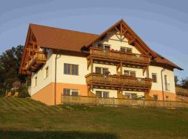Pension Ritz, Golfhotel in Loipersdorf bei Fürstenfeld