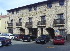 Casa Rómulo, country house in Duruelo de la Sierra