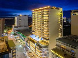 Red Sun Nha Trang Hotel, hotel near Nha Tho Nui Church, Nha Trang