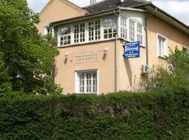 Kis Gellert Guesthouse, ξενώνας στη Βουδαπέστη