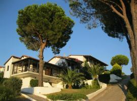 Villa Anna Maria, romantic hotel in Agia Paraskevi