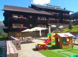 Hotel Margherita, hotel a Livigno