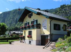 Haus Bruschek, apartment in Sankt Gilgen