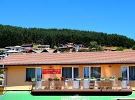 Complex Pele, хотел в Zmeitsa