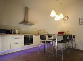 Villa Savina appartamenti, apartment in Riccione