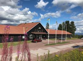 Gesundaberget Lodge & Stugby, lodge in Sollerön