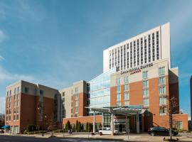 SpringHill Suites by Marriott Birmingham Downtown at UAB, hotel near Birmingham-Shuttlesworth International Airport - BHM, Birmingham