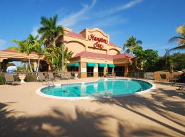 Hampton Inn Fort Myers-Airport & I-75, hotel near Southwest Florida International Airport - RSW,