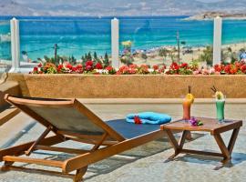 Naxos Island Hotel, hotel near Plaka Camping, Agios Prokopios