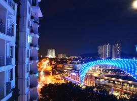 SPICE ARENA 3bed, apartment in Bayan Lepas
