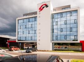 Grid Hotel, hotel v destinaci Brno