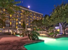 Hotel Lucerna Tijuana, hotel cerca de Aeropuerto internacional de Tijuana - TIJ,