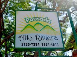 Pousada Alto Riviera, guest house in Macaé