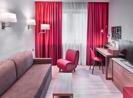 Adagio Moscow Kievskaya, apartment in Moscow