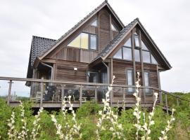 Elite Villa in Vlieland Netherlands with Private Terrace, villa in Oost-Vlieland
