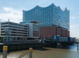 Gästezimmer an der Elbphilharmonie contactless Check in, Hotel in der Nähe von: Hamburger Rathaus, Hamburg