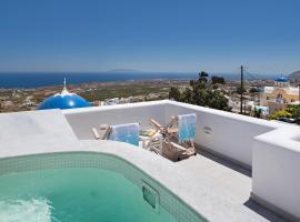 Altemar Suites, hotel in Fira