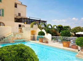 Boutique Hotel - Hostellerie Berard et Spa, hotel in La Cadière-d'Azur