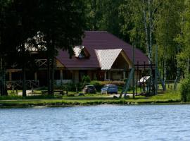 Jaunsētas, guest house in Alūksne