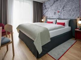 IntercityHotel Duisburg, accessible hotel in Duisburg