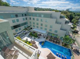 eSuites Spa Lagoa Santa, hotel em Lagoa Santa