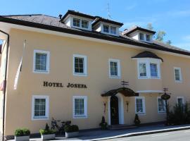 Hotel Josefa, hotel in Salzburg