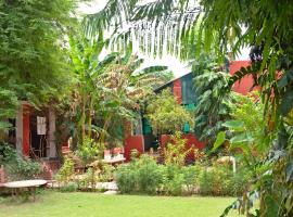 Jungle Lodge, hotel near Lohagarh Fort, Bharatpur