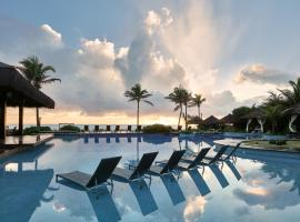 Zorah Beach Hotel, hotel in Trairi