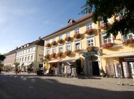 Hotel Post Murnau, hotel near Glentleiten Open Air Museum, Murnau am Staffelsee