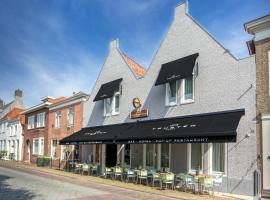 Hotel Trusten, hotel in Willemstad