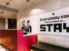 Stay Hybrid Hostel, accessible hotel in Thessaloniki