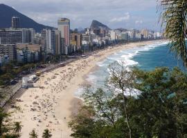 Shamanic Home, hotel poblíž významného místa Pláž Ipanema, Rio de Janeiro