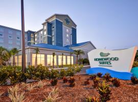 Homewood Suites by Hilton Orlando Theme Parks, hotel perto de Discovery Cove do SeaWorld, Orlando