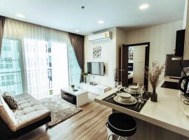 The Prio Residence، شقة في شيانغ ماي