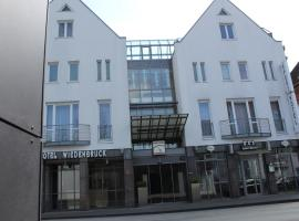 Sporthotel Wiedenbrueck, hotel in Rheda-Wiedenbrück