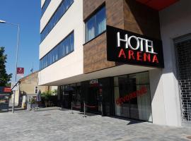 Hotel Arena, hôtel à Trnava