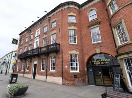 Wynnstay Arms, Wrexham by Marston's Inns, hotel near Erddig, Wrexham