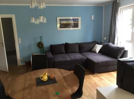 Apartment nahe Villenviertel, accessible hotel in Bonn