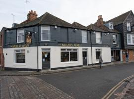 The Millers Arms Inn, hotel in Canterbury