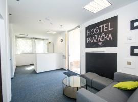Hostel Prazacka, hostel in Prague