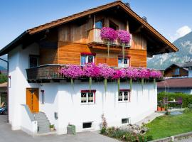 Apartments Schöll, Ferienwohnung in Reutte