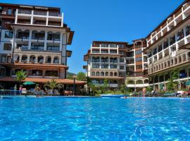 OLYMP Aparthotel, serviced apartment in Sveti Vlas