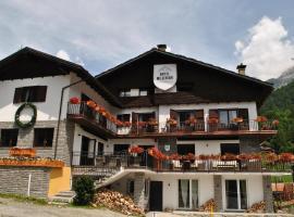 Hotell Millefiori- Alpine Event Lodge, hotel in Valtournenche