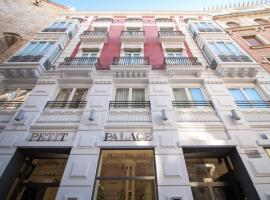 Petit Palace Plaza de la Reina, hotel near Quart Towers, Valencia