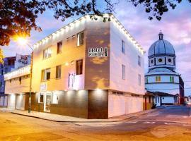 Hotel El Faro Buga, hotel in Buga